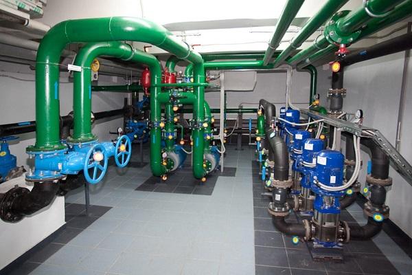 проект водоотведения
